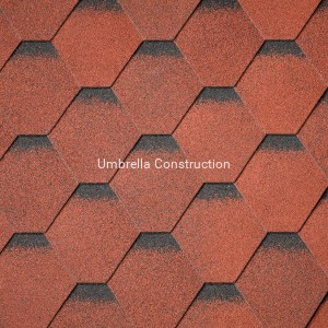 IKO Armourshield Plus kolor 20 (Tile Red Ultra)